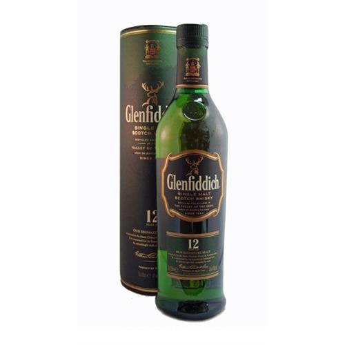 Glenfiddich 12 years old 40% 70cl Image 1