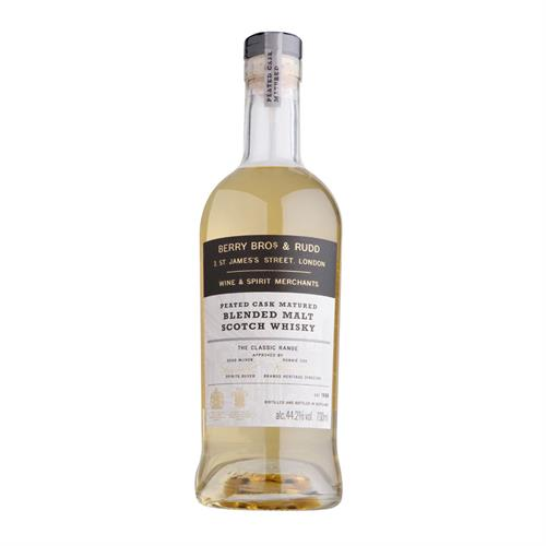 Berry Bros & Rudd Classic Peated Cask Blended Malt Whisky 70cl Image 1