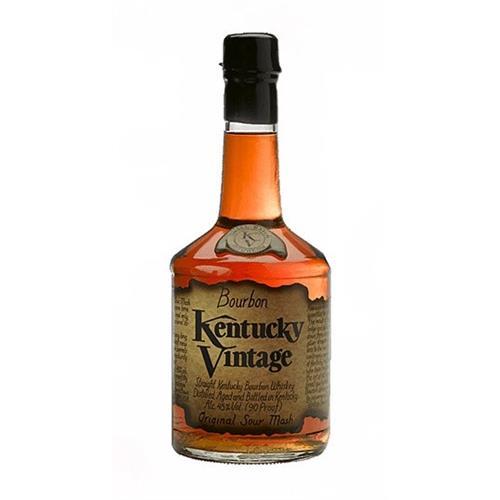Kentucky Vintage Bourbon 45% 70cl Image 1