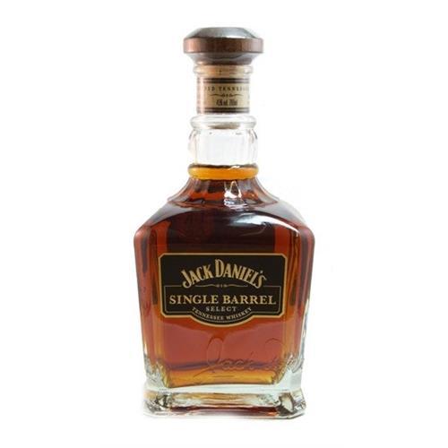 Jack Daniels Single Barrel 45% 70cl Image 1