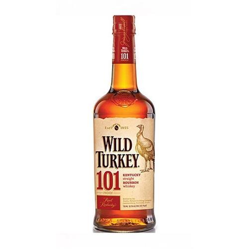 Wild Turkey 101 50.5% 70cl Image 1