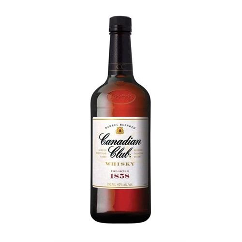 Canadian Club Whisky 40% 70cl Image 1