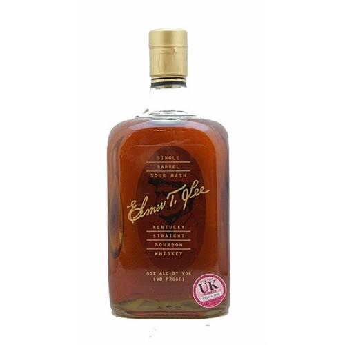 Elmer T Lee Bourbon Whiskey 45% 75cl Image 1