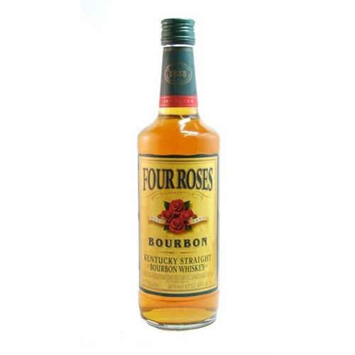 Four Roses Bourbon 40% 70cl Image 1