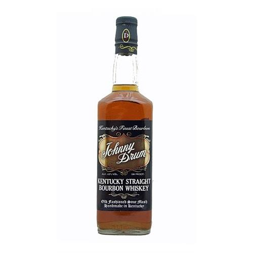 Johnny Drum Black Label 43% 12 Years Old Image 1