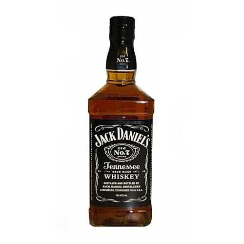 Jack Daniels No.7 Tennessee Whiskey 40% 70cl Image 1