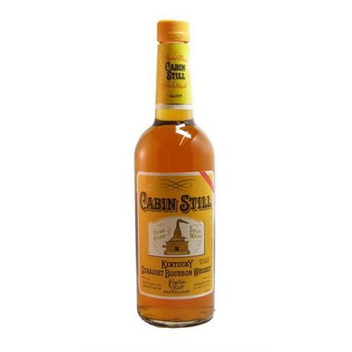 Cabin Still Bourbon 40% 75cl Image 1