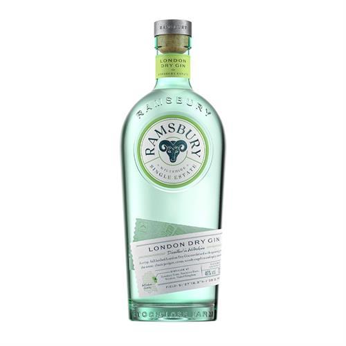 Ramsbury Single Estate Gin 70cl Image 1