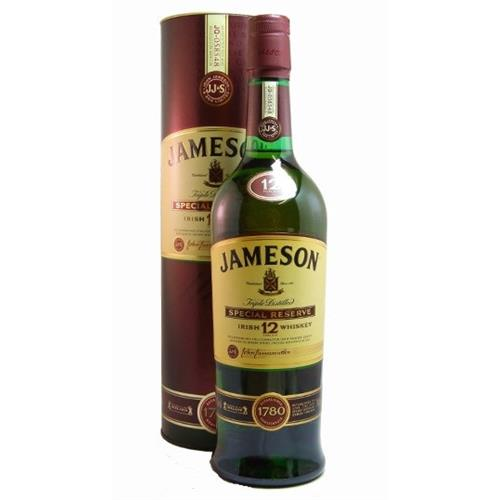 Jamesons 12 years old 40% 70cl Image 1