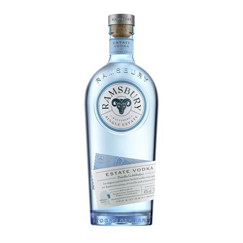 Ramsbury Single Estate Vodka 70cl Image 1