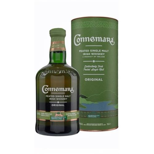 Connemara Peated single Malt 40% 70cl Image 1