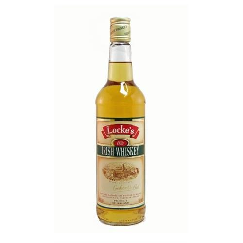 Lockes Irish Whiskey 40% 70cl Image 1