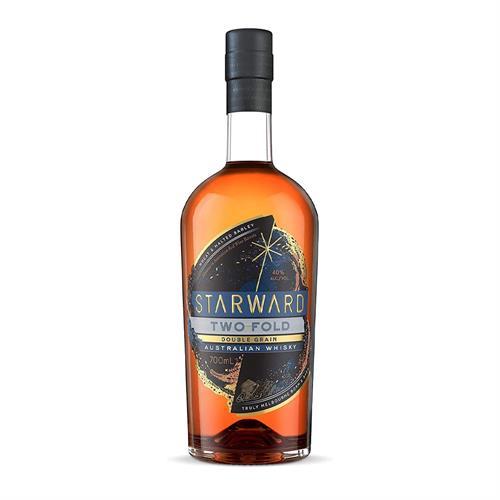 Starward Two Fold Single Malt Whisky 70cl Image 1
