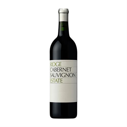 Ridge Vineyards Estate Cabernet Sauvignon 2017 75cl Image 1