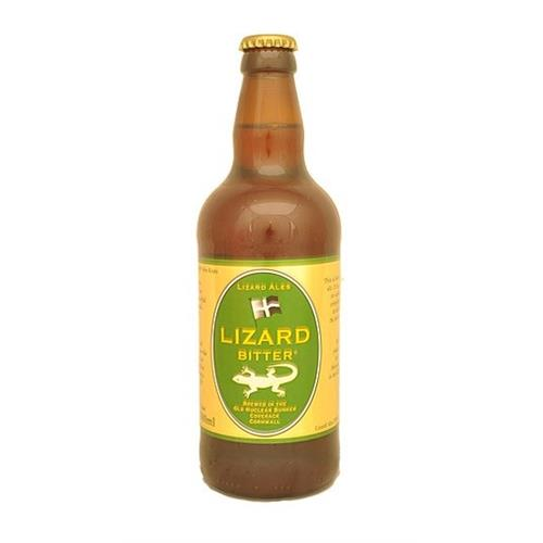 Lizard Bitter 4.2% vol 500ml Image 1