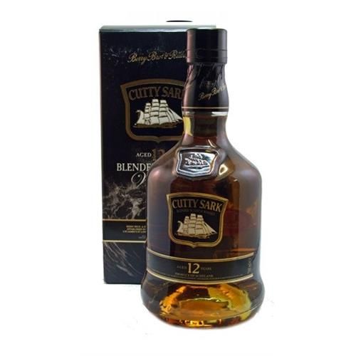 Cutty Sark 12 years old 40% 70cl Image 1