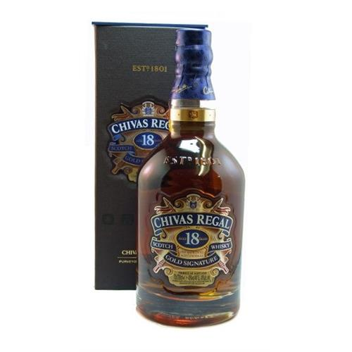 Chivas 18 years old 40% 70cl Image 1