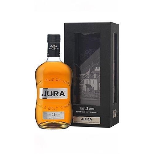 Jura 21 Years old 44% 70cl Image 1