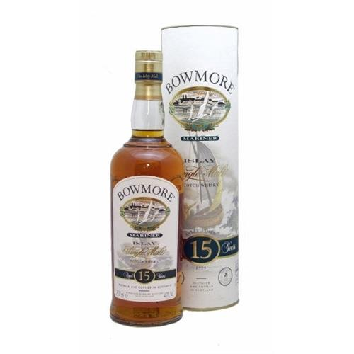Bowmore 15 years old Mariner 43% 70cl Image 1
