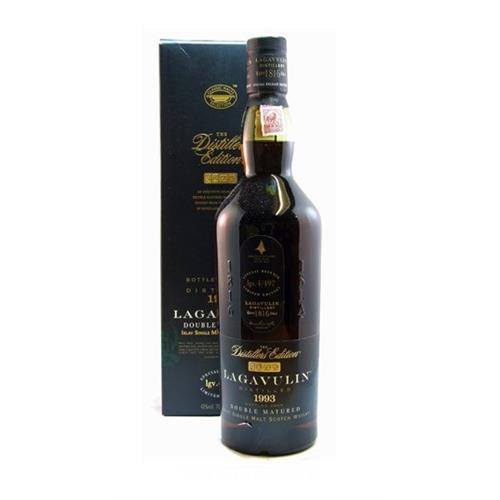 Lagavulin 2003 Distillers Edition 43% 70cl Image 1