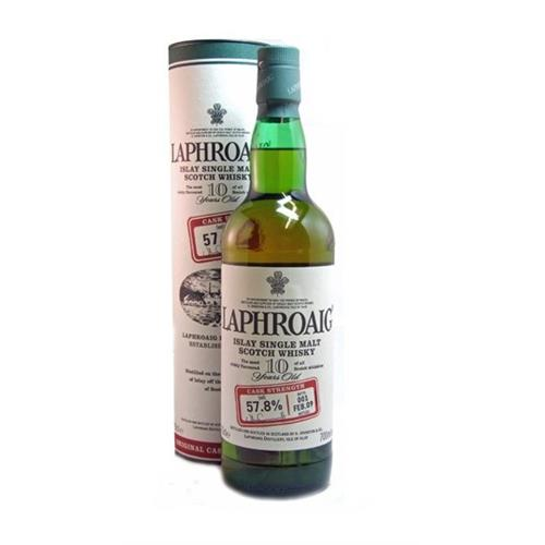 Laphroaig 10 years old Batch 003 55.3% 70cl Image 1