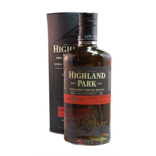 Highland Park 18 years old 43% 70cl Image 1