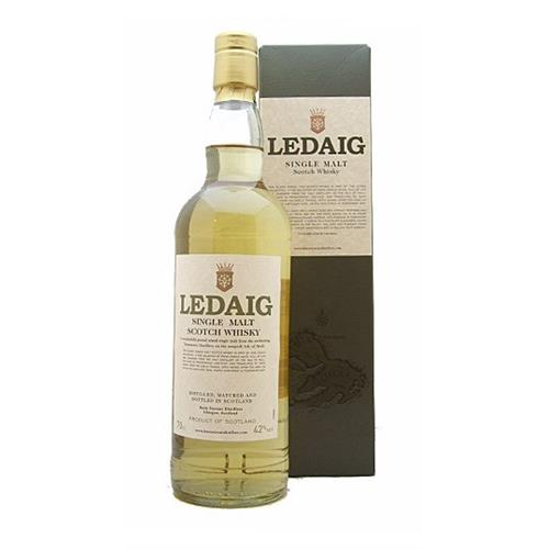 Ledaig Single Malt 42% 70cl Image 1