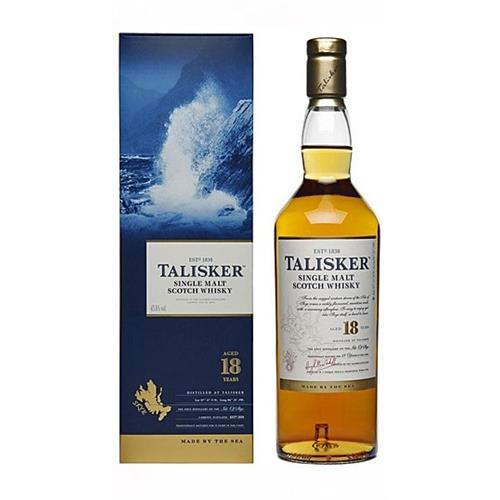 Talisker 18 years old 45.8% 70cl Image 1