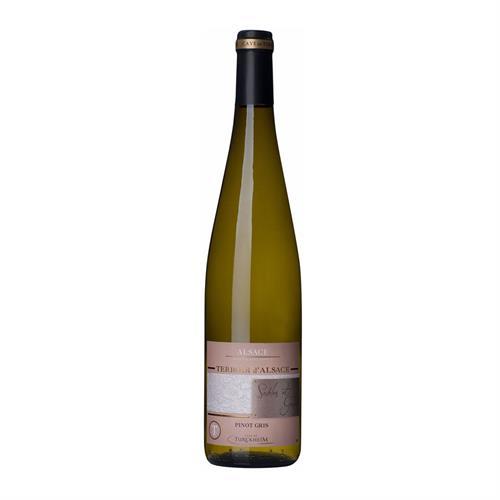 Cave de Turckheim Pinot Gris Terroirs D'Alsace Sables Et Galets 2017 75cl Image 1