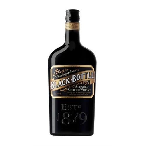Black Bottle Blended Whisky 40% 70cl Image 1