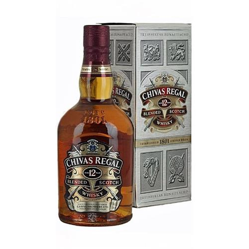 Chivas Regal 12 years old 40% 70cl Image 1