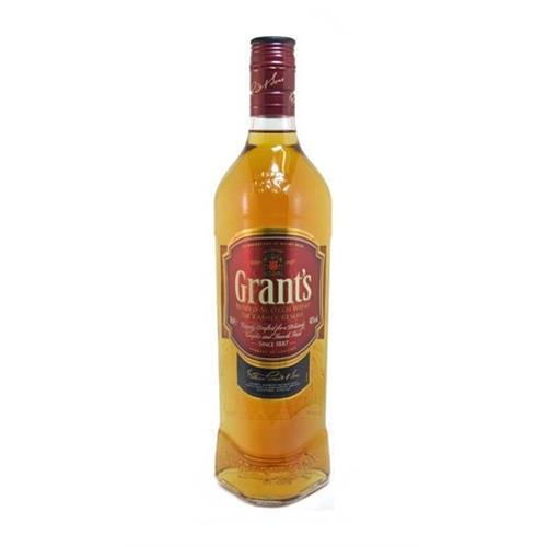 Grants Triple Wood Blended Whisky 70cl Image 1