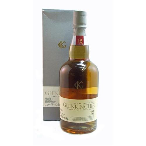 Glenkinchie 12 years old 43% 70cl Image 1