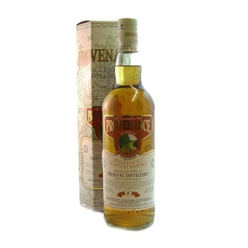 Braeval 8 years old 1996 Provenance 46% 70cl Image 1
