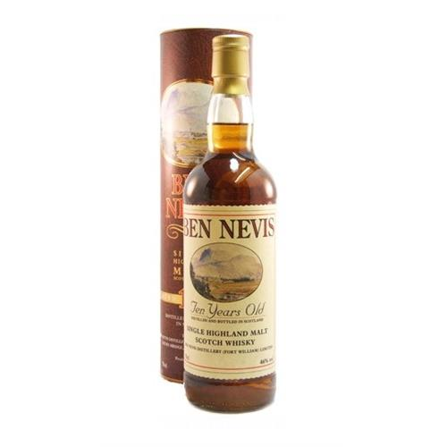 Ben Nevis 10 years old 46% 70cl Image 1