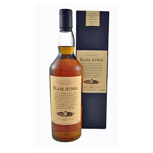 Blair Athol 12 years old 43% 70cl Image 1