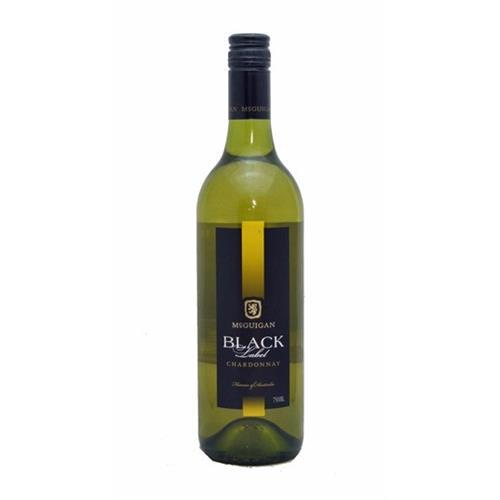 McGuigans Black Label Chardonnay 75cl Image 1
