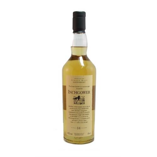 Inchgower 14 years old Flora Fauna 43% 70cl Image 1