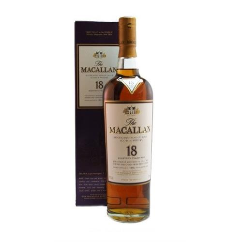 The Macallan 18 years old 1994 43% 70cl Image 1