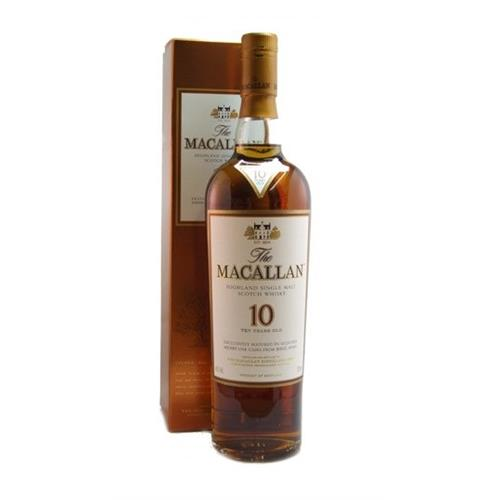 The Macallan 10 years old 40% 70cl Image 1