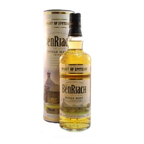 The Benriach Single Malt Heart of Speyside 40% 70cl Image 1