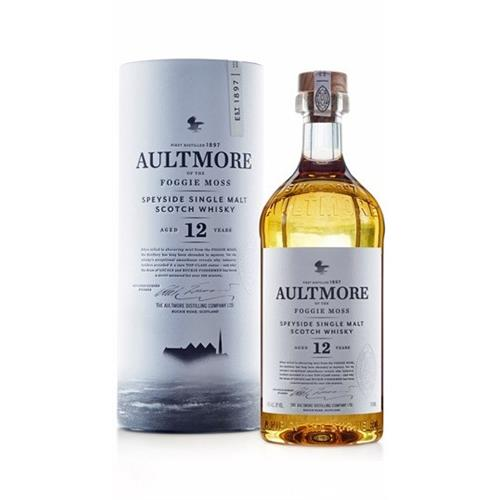 Aultmore 12 years old 46% 70cl Image 1