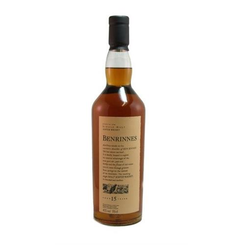 Benrinnes 15 years old 43% 70cl Image 1