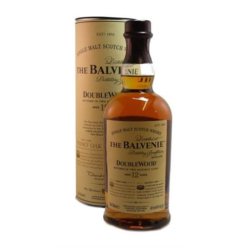 The Balvenie Double wood 12 years old 40% 70cl Image 1