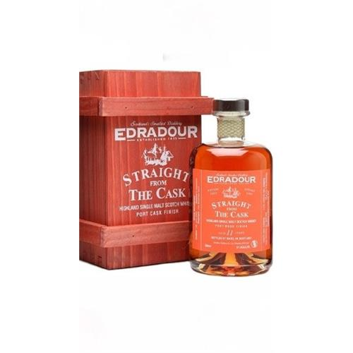 Edradour Port Finish 11 years old Straight from the cask 55.8% 50cl Image 1