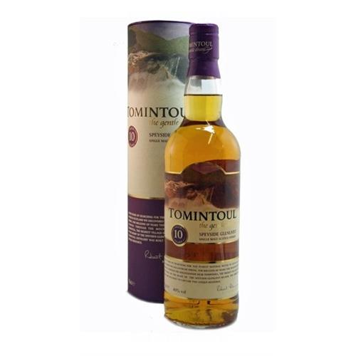 Tomintoul 10 years old 40% 70cl Image 1