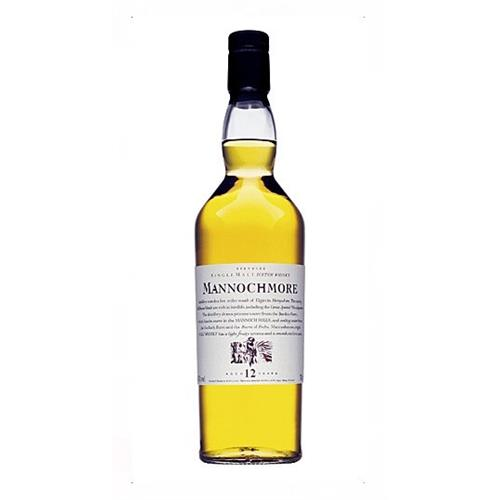 Mannochmore 12 years old 43% 70cl Image 1