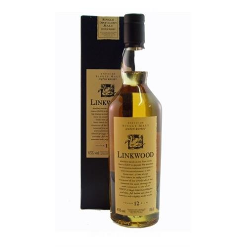 Linkwood 12 years old 43% 70cl Image 1