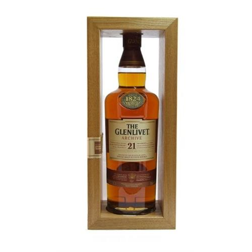 The Glenlivet 21 years old Archive 43% 70cl Image 1