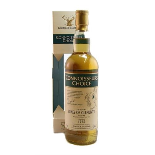 Braes of Glenlivet 1975 Connoisseurs Choice 43% 70cl Image 1